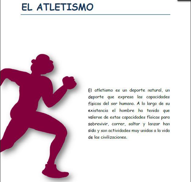 Manual de la Escuela CD Atletismo Dromos