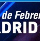 Atletas del CD DROMOS en el meeting internacional de Madrid de PC.